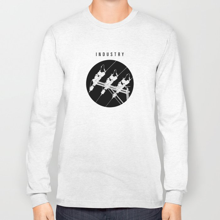 INDUSTRY Long Sleeve T-shirt