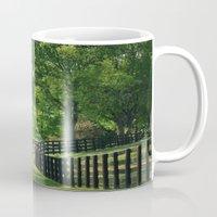 kentucky Mugs featuring Kentucky by Lynn Photography