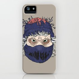 Professionally Deviant iPhone Case