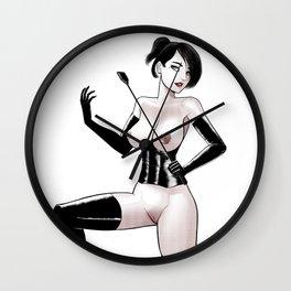 Yksvoluar 31 Wall Clock