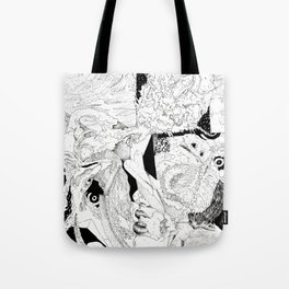 The Ages Tote Bag