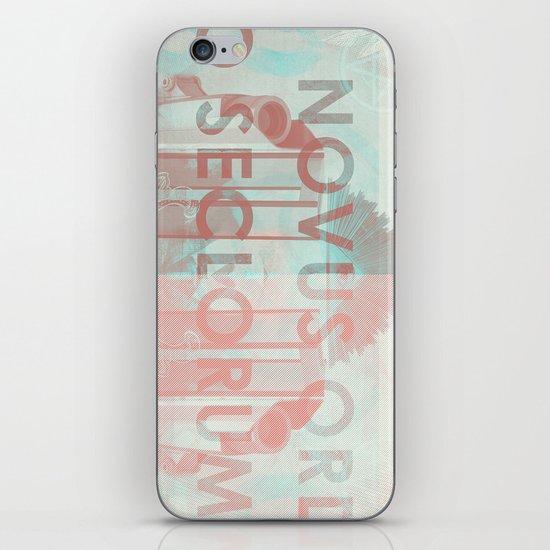 Novus Ordo Seclorum iPhone & iPod Skin