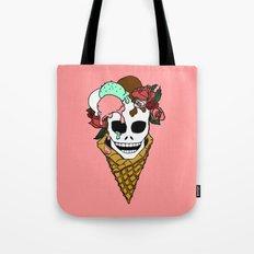 Hella Strawberry Tote Bag