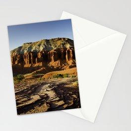 Capital Reef sunset, Utah Stationery Cards
