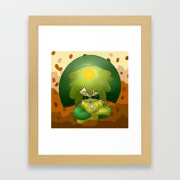 Prince of Memories Framed Art Print