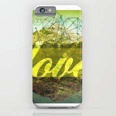 LOVE (1 Corinthians 13:13) Slim Case iPhone 6s