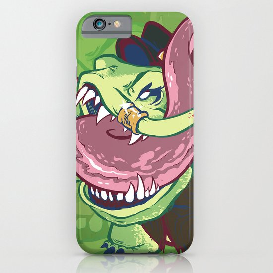 The River King iPhone & iPod Case