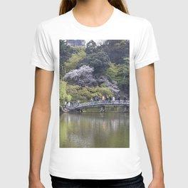 Tokyo Shinjuku Garden T-shirt