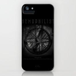 Nemophilist IV iPhone Case