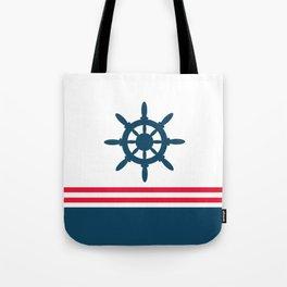 Sailing wheel Tote Bag
