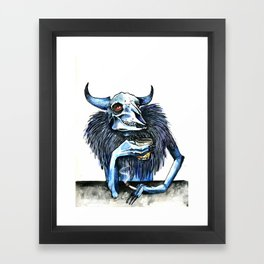 Substance Abuse Framed Art Print