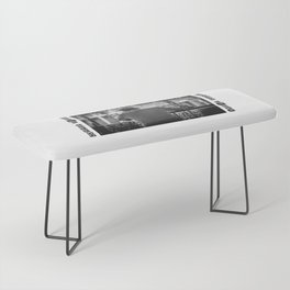 DO NOT DISTURB - Coffee Time Bench