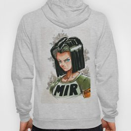 Android 17 Hoody