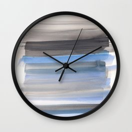 Cool Breeze Wall Clock