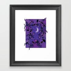 Meerkats Framed Art Print