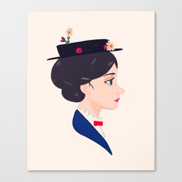 A Spoonful of Sugar Canvas Print