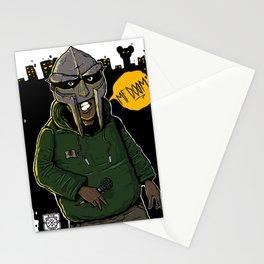 MF Doom - ˢᵗᵉᵛᵉ ᴼⁿ ᵀʰᵉ ᴮᵉᵃᶜʰ Viktor Vaughn - Hip Hop Legend 5 2234 Stationery Cards