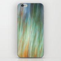 flash iPhone & iPod Skins featuring Flash by Angela Fanton