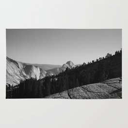 Olmsted Point, Yosemite National Park IV Rug