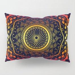 Mandala Pillow Sham