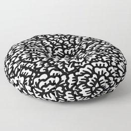 KAOU {B+W} Floor Pillow