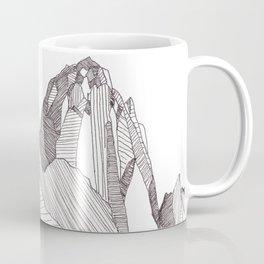 Patterns on Patagonia Coffee Mug