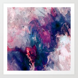 Áyis (Abstract 02) Art Print