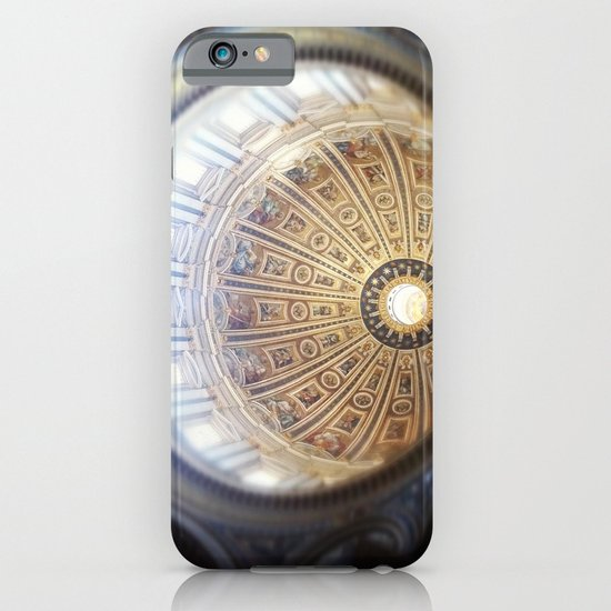 St Peters dome iPhone & iPod Case