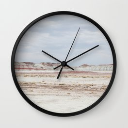 The Painted Desert Wall Clock