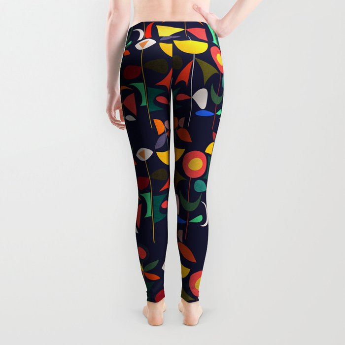 Klee's Garden Leggings