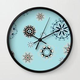Mandala (1) Wall Clock