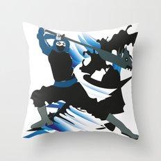 tetnundi Throw Pillow