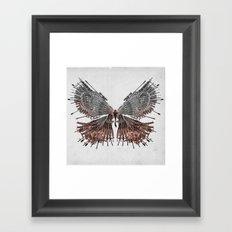 Gunwings Framed Art Print
