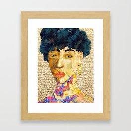 Face It 1 Framed Art Print