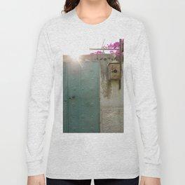 Doorways - Cunda Island Long Sleeve T-shirt