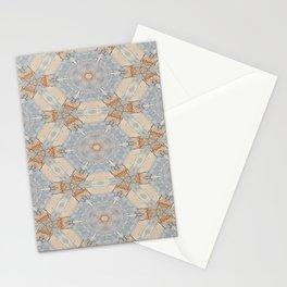 The Alamo Kaleidoscope DNA 6390 Stationery Cards