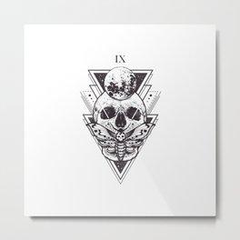 Gideon The Ninth Metal Print