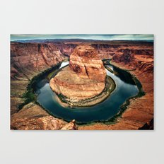 Horseshoe Bend, Arizona Canvas Print