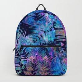 Waikiki Tropic {Blue} Backpack
