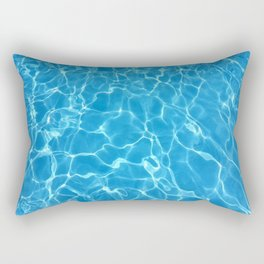 pool water Rectangular Pillow