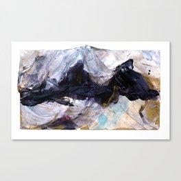 3/5 Canvas Print