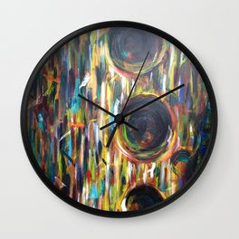 Pipers Tree Wall Clock