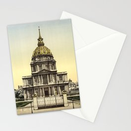 Les Invalides, Paris, France Stationery Cards