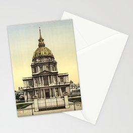 Les Invalides, Paris, France Stationery Cards