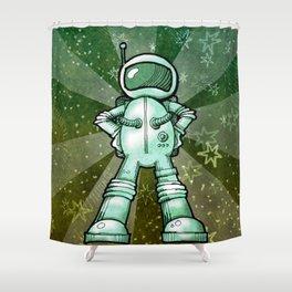 Secret Powers Shower Curtain