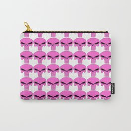 Punisher pattern Carry-All Pouch
