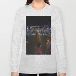 jimmy neutron astroworld Long Sleeve T-shirt