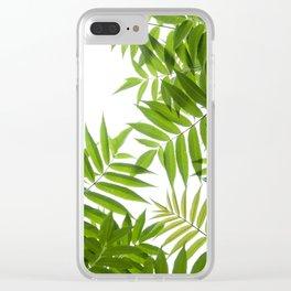 Embrace of a Rowan Tree Clear iPhone Case