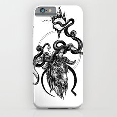 moon goat iPhone 6s Slim Case