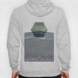 KOMONAH Font Design Hoody